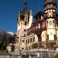 Peles Castle|Best Romania Tours and Guided Multi-Day Trips in Romania and Transylvania